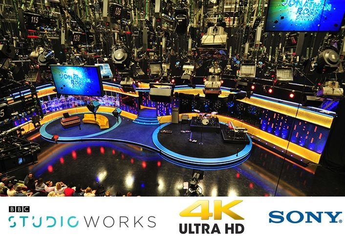 BBC Studioworks choose Sony's IP Live Production System
