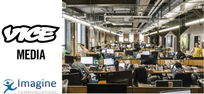 VICE Media Converts Brooklyn Headquarters into IP-based News Production Center