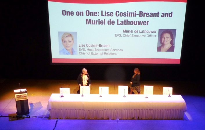 One on One: Lise Cosimi-Breant and Muriel de Lathouwer