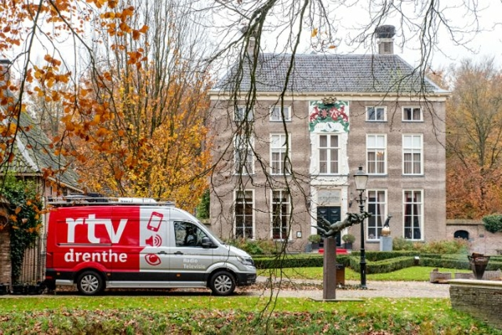 Yamaha QL1 Is The Compact Solution For RTV Drenthe's New Outside Broadcast Van