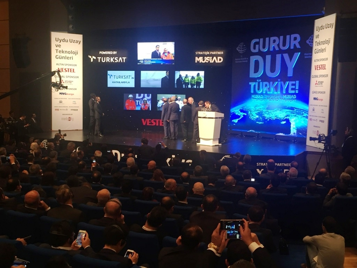 The First Ultra HD Video Conference in the World was Held in Turkey Across 5 Locations