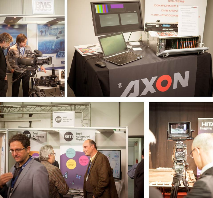 Broadcast Innovation Day in Bingen with top-class visitors from all around the world