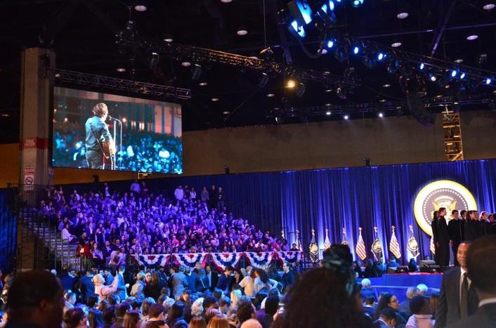 Atomic Imaging Handles AV for President Obama's Farewell Speech with Blackmagic Design Workflow