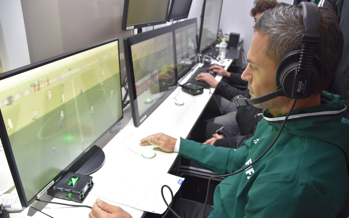 13 Video Assistant Referees appointed for 2018 FIFA World Cup