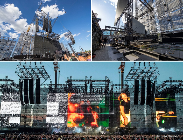 WIcreations Moves it for Vasco Rossi  in Modena
