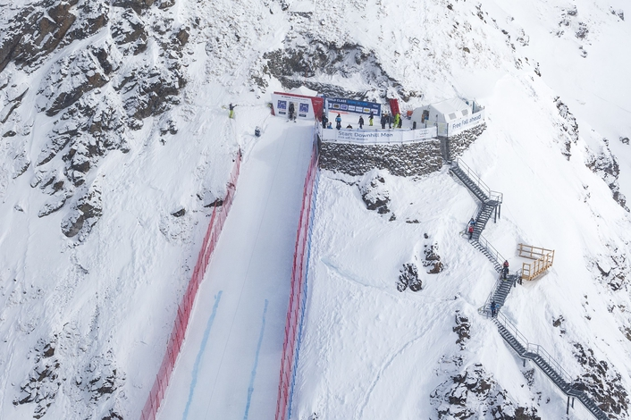 Alpine Ski World Championships 2017: The Opposite Hill Camera