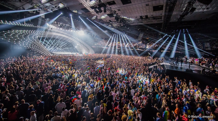 The Eurovision Song Contest in Vienna 2015