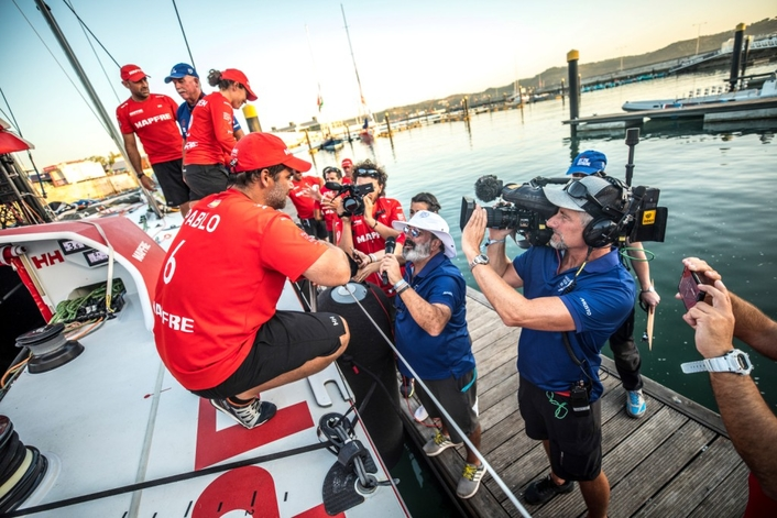 Vislink Supplies Broadcasting Technologies for Volvo Ocean Race