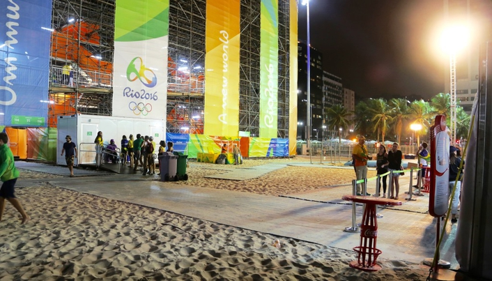 Airstar, the inventor and world leading manufacturer of balloon lighting solutions, was once again involved in what is arguably the most important sports event of the year: The 2016 Rio Olympics