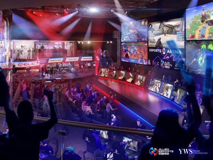Esports Arena Drive, North America's First Mobile Esports Touring Arena, Unveiled; Debut with 704Games and Daytona International Speedway Set for Daytona 500 in February