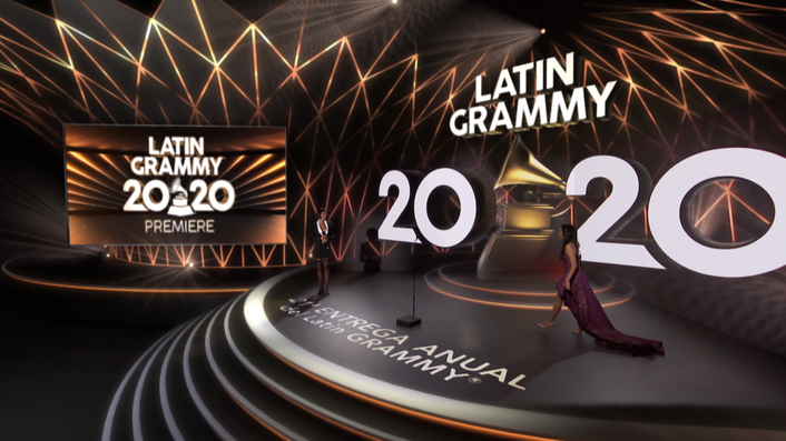 LATIN GRAMMYS 2020