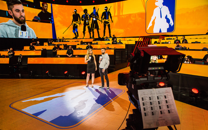 Building the OGN Super Arena: the technical challenges and lessons learned