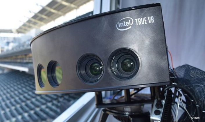 How Intel Is Using VR to Try to Change Sports Viewing Now And Into the Future