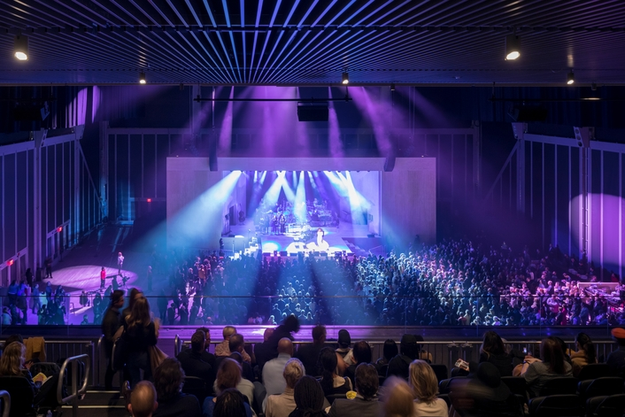 d&b audiotechnik and SAVI provide the ultimate in listener experience at The Shed