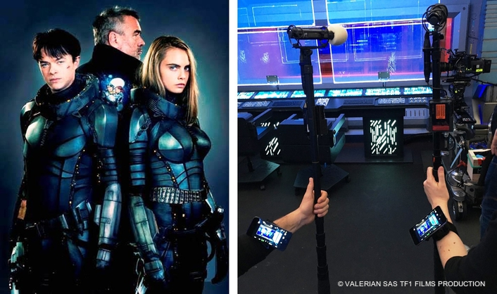 The company's d:screet™ SC4060 Miniature Microphones were used to capture crisp, clean dialogue for Luc Besson's latest movie Valerian