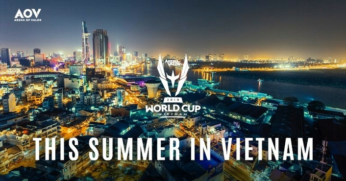 Arena of Valor World Cup finals 2019