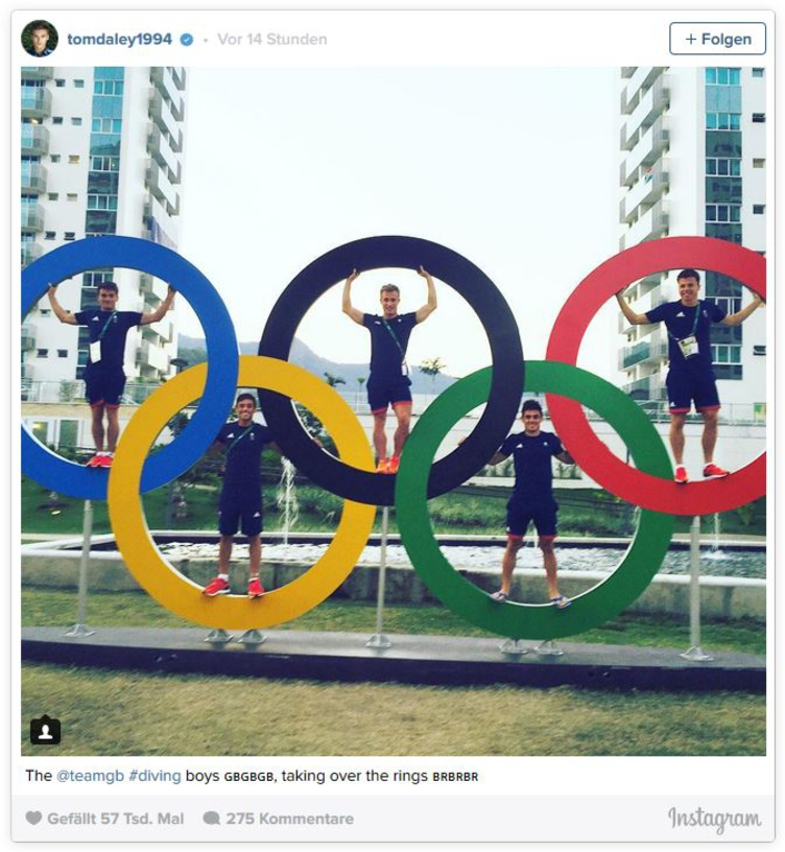 Social media, second screens and video streaming to transform Rio 2016 for viewers around the world