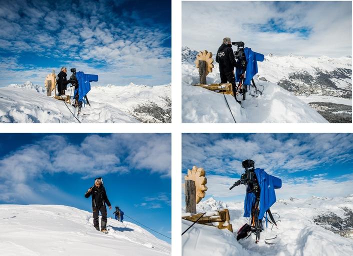 Alpine Ski World Championships 2017: The Opposite Hill Camera
