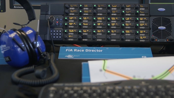 Clear-Com Secures Intercom for Formula E