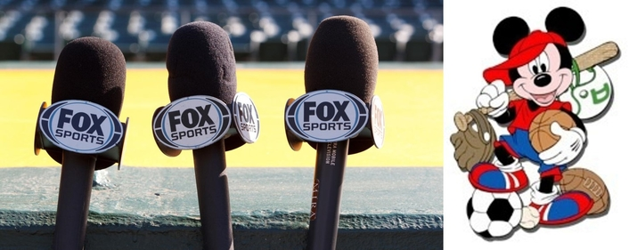 What The Disney/ 21st Century Fox Deal Means For Sports' Fans