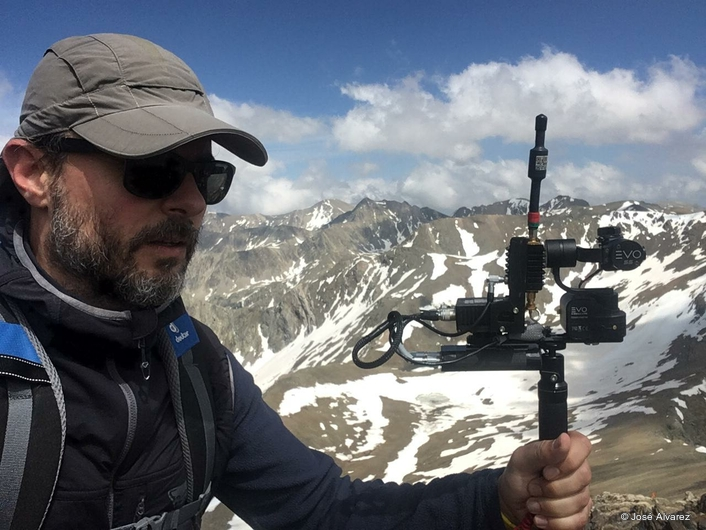 DTC Broadcast Nano HD RF deployed for Pyrenees skyrunning event