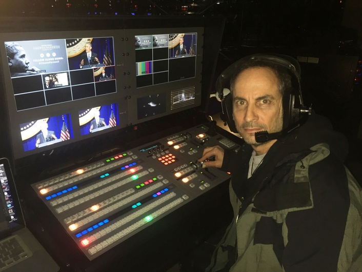 Atomic Imaging Handles AV for President Obama's Farewell Speech with Blackmagic Design Workflow