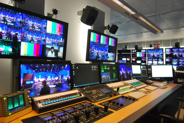 Studio Berlin-Adlershof relies on R&S SpycerBox Ultra TL and R&S VENICE from Rohde & Schwarz DVS