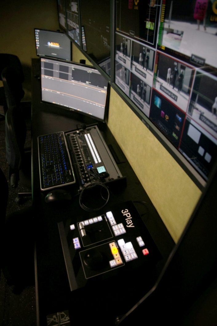 GH One Completes 4K Upgrade with 12G-SDI Infrastructure from Blackmagic Design