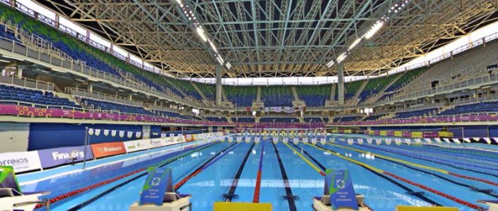 Go inside the Rio 2016 Olympic Games venues... without leaving your armchair