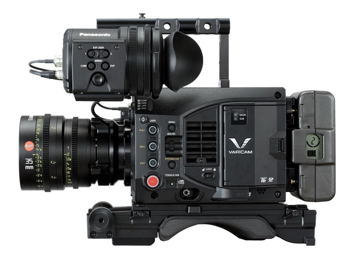 The VariCam LT is set to be included in a new leasing deal from Top-Teks, launched at the Media Production Show.