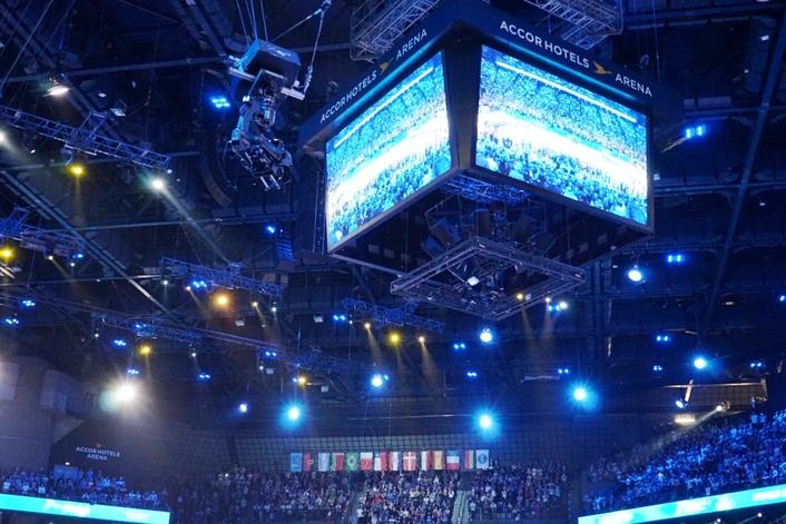 Handball World Championship 2017 in Bercy (Paris)