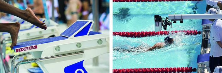 From the world's first semi-automatic swimming timer, to the quantum age