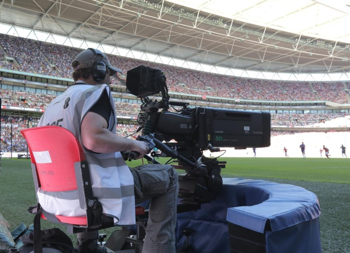Axon 4K processing & control delivers at the heart of live production