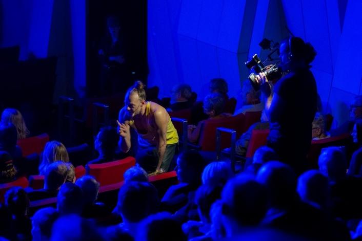 Bringing street magic to arena audiences