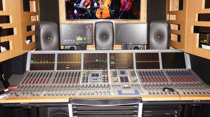 Hunan TV relies on Genelec for China's first Dolby ATMOS equipped OB truck