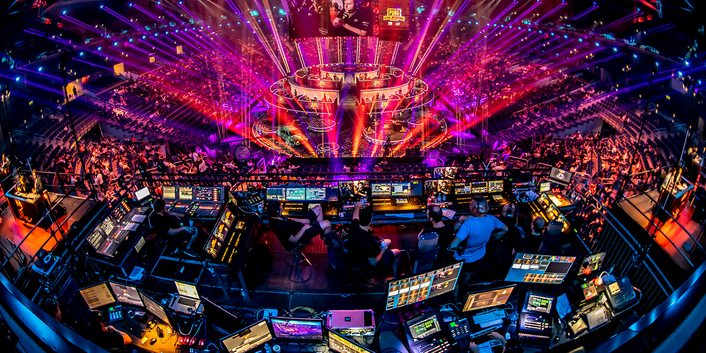 The long-anticipated PGI (PUBG Global Invitational 2018) event in the Mercedes Benz Arena in Berlin promised to be an epic battle. This heroic battle required a show and decor of epic proportions.