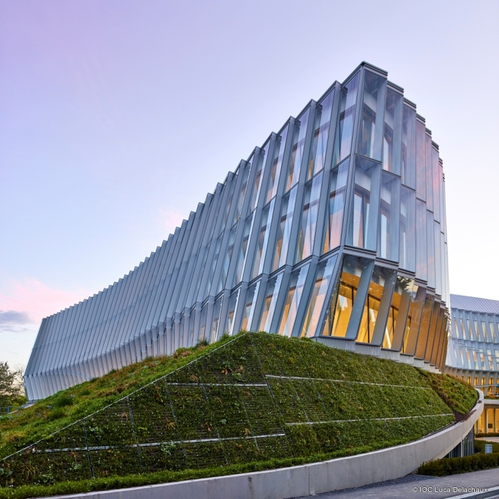 Olympic House becomes one of the most sustainable buildings in the world
