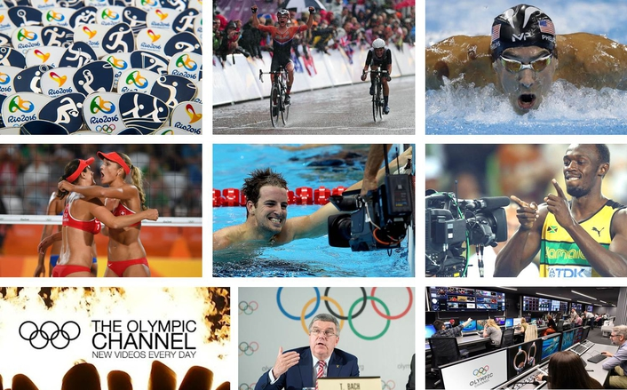 New Linear Olympic Channel in the U.S. Devoted to Olympic Sports, Athletes and Stories to Launch in Second Half of 2017 -  Partnership Includes Significant Commitment of Olympic Sports Programming Hours on NBC & NBCSN