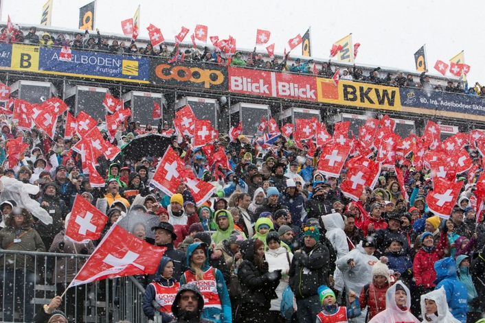 Audi FIS Ski World Cup in Adelboden Depends on Riedel for Flexible, Extensive Radio Communications Network