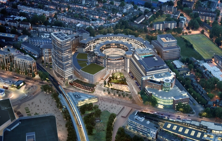 In January 2017 BBC Studioworks announced it had chosen Sony to deliver 4K over IP in its Television Centre studios at the newly refurbished White City site in Central London