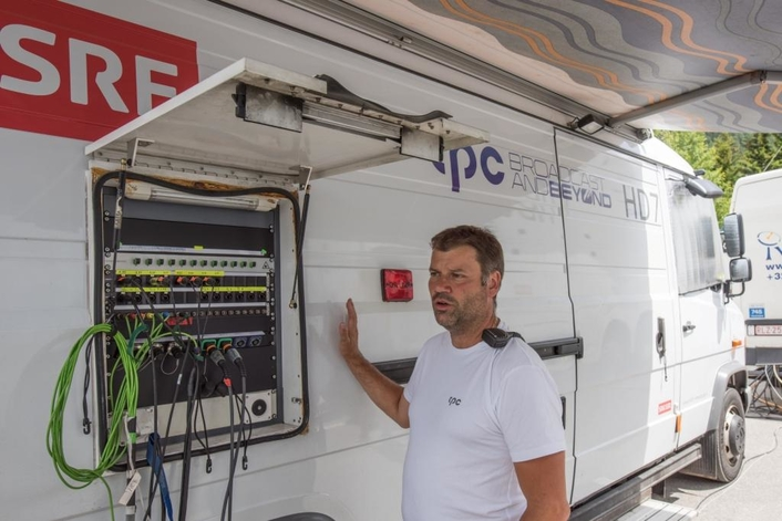 opticalCON® MTP®24 passes stress test on the Tour de Suisse