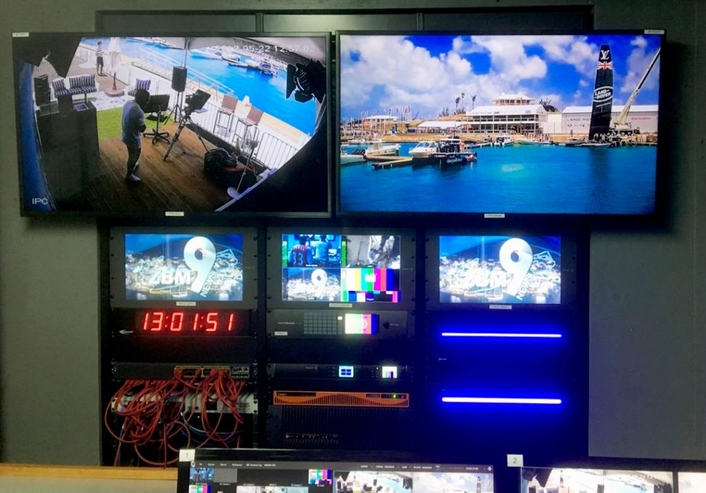 Bermuda Broadcasting meet all challenges with major technology upgrade