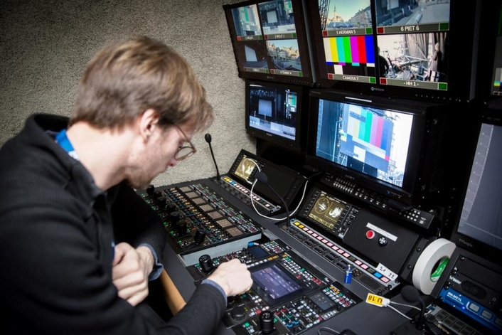 NEP Belgium Embrace New Design and IP-Workflows with Broadcast Solutions' Streamline S8L UHD OB Van