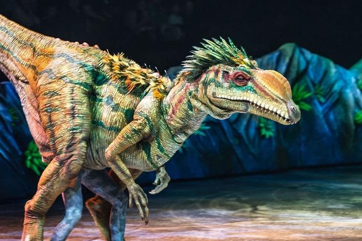 Hear Me Roar: Clear-Com Walks With Dinosaurs