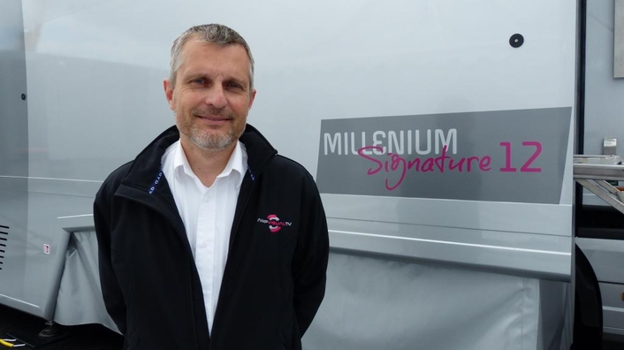 Millenium Signature at the 24h of Le Mans