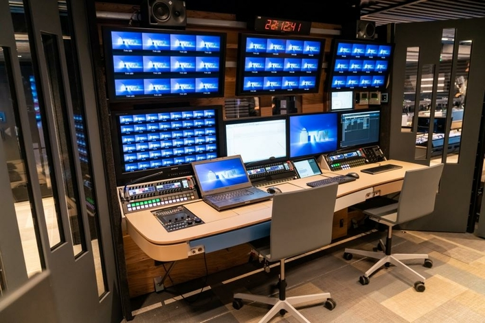 Sony and TVN set live production milestone  with new 4K HDR OB truck