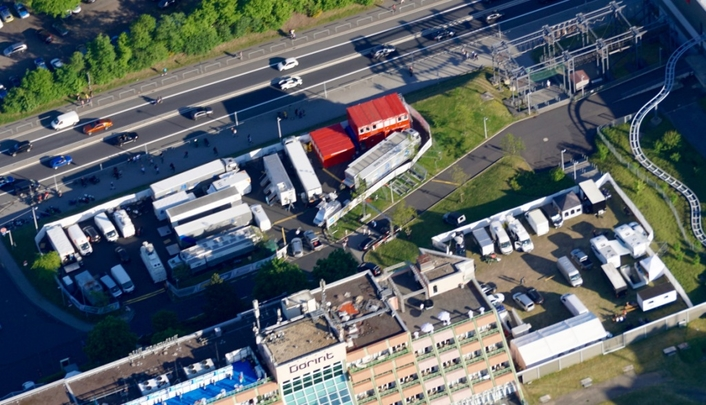 The ADAC Zurich Nürburgring 24h Race