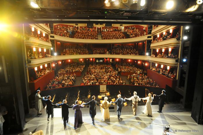 Vienna Volksoper: Natural Sound All Year Round