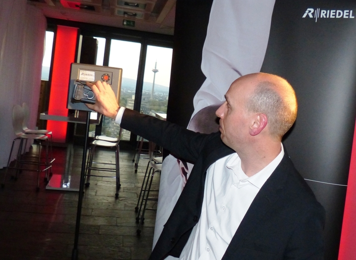 Riedel Introduces Bolero ¬— a State of the Art, Next-Generation, Fully Artist-Integrated Wireless Intercom System