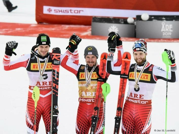The Austrian Tripple